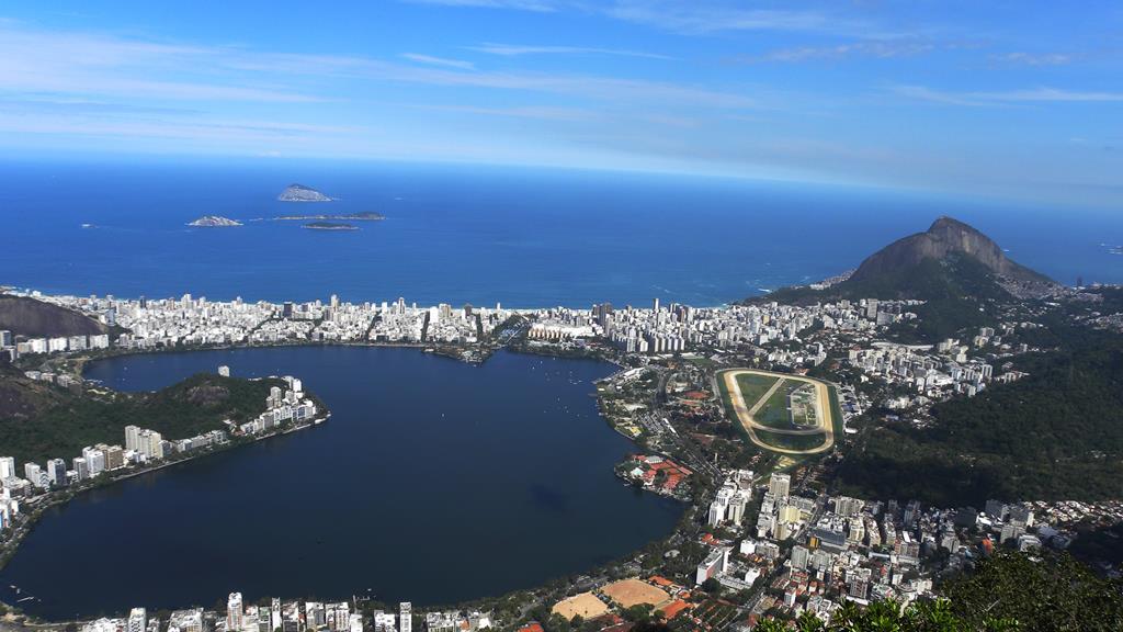 Rio de Janeiro sem Praia – RJ