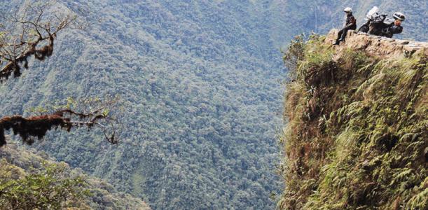 Viagem ao Meio do Mundo BOLÍVIA /PERU / EQUADOR